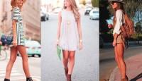 Yaz Modası Giyim Tarzları