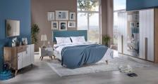 2019 Klasik Yatak Odası Takımları