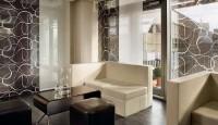 Modern Salon Tül Perde Modelleri