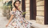 Çiçekli Elbiseler 2021 Yılında Moda Olacak