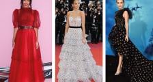 2021'in En Sevilen Desenleri: Puantiyeli Elbise Modelleri