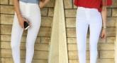 En Güzel Beyaz Kot Pantolon Modelleri